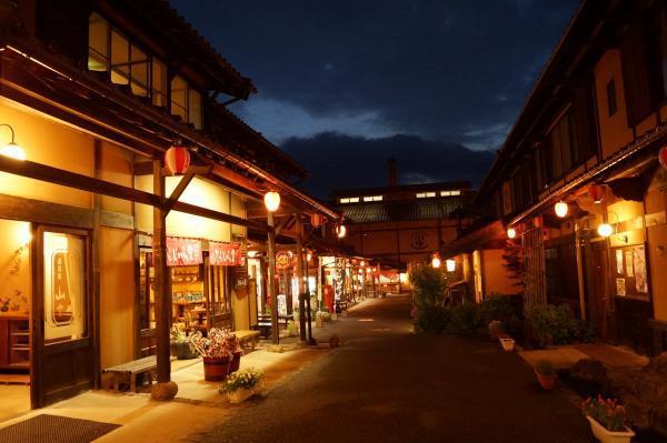 Kagura Monzen Toji Village