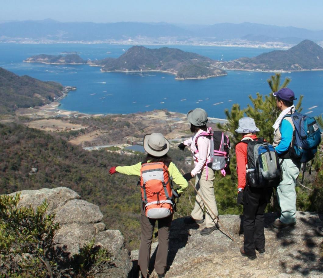 Trekking Experience (Etajima City)