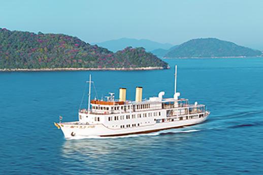 Hiroshima Ginga Bay Cruise