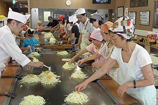 Otafuku Sauce. WoodEgg Okonomiyaki Museum