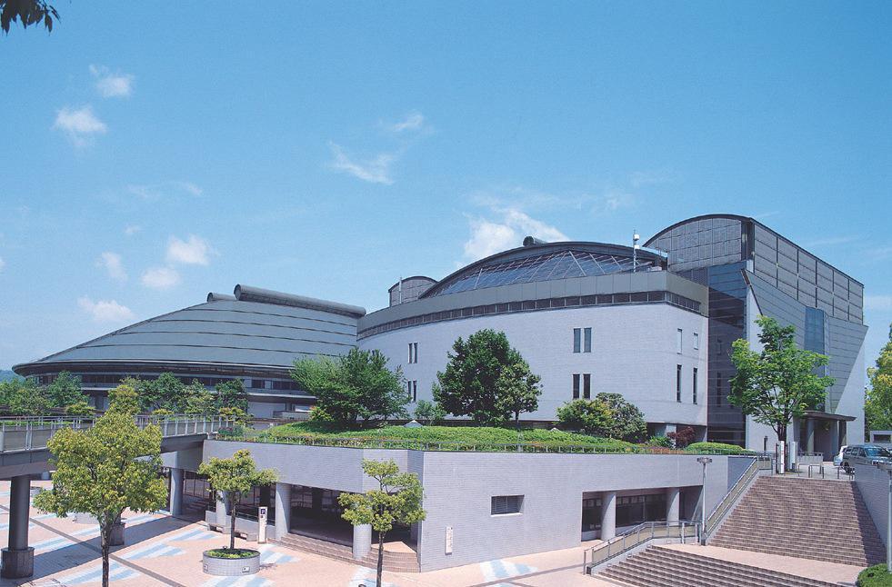 広島県立総合体育館(広島グリーンアリーナ)