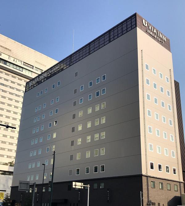 JR西日本グループ ヴィアイン広島新幹線口 ~紅葉の湯~